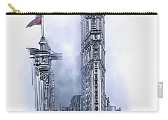 1908 Times Square,ny Carry-all Pouch