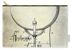 1913 Ludwig Drum Patent  Carry-all Pouch by Jon Neidert