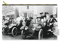 1914 Ladies Road Trip Carry-all Pouch