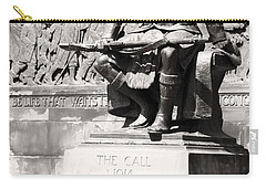 1914 The Call Carry-all Pouch by Martina Fagan