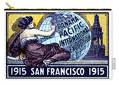 1915 San Francisco Expo Poster Carry-all Pouch
