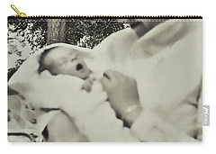 1920s Cloche Carry-all Pouch by JAMART Photography