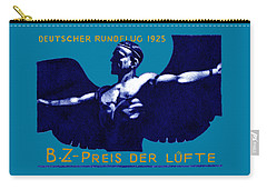 1925 German Air Show Carry-all Pouch