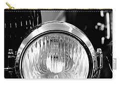 1925 Lincoln Town Car Headlight Carry-all Pouch