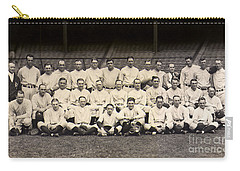 1926 Yankees Team Photo Carry-all Pouch