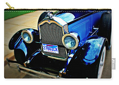 1927 Blue Buick Carry-all Pouch