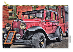 1929 Antique Sedan Carry-all Pouch
