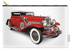 1930 Duesenberg Model Sj Rollston Convertible Victoria Carry-all Pouch
