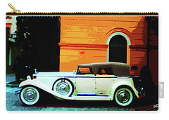 1930 Isotta-fraschini Carry-all Pouch
