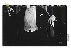 1931 Dracula Bela Lugosi Carry-all Pouch