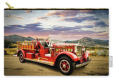 1931 Mack Ready To Roll Carry-all Pouch