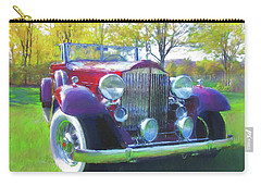 1932 Packard Phaeton Dop Carry-all Pouch