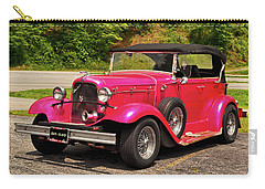 1932 Street Rod 001 Carry-all Pouch by George Bostian