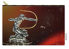 1933 Pierce-arrow Silver Arrow Detail Carry-all Pouch