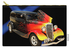 1934 Ford Street Rod Classic Car 5545.04 Carry-all Pouch