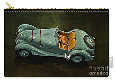 1936 Bmw 328 Roadster Carry-all Pouch