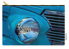 1936 Chevy Coupe Headlight And Grill Carry-all Pouch