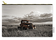 Abandoned Ford Pickup Carry-all Pouch