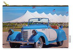 1939 Bantam Roadster Carry-all Pouch by Ken Morris