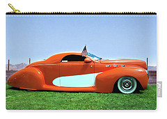 1939 Lincoln Zephyr Coupe Carry-all Pouch