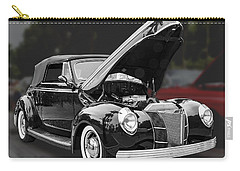 1940 Ford Deluxe Automobile Carry-all Pouch by Bob Slitzan