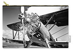 1940 Stearman Biplane Carry-all Pouch
