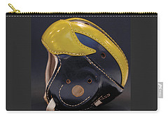 1940s Leather Wolverine Helmet Carry-all Pouch