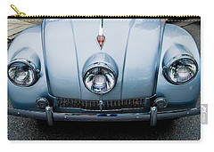 Carry-all Pouch featuring the photograph 1947 Tatra T87 by M G Whittingham