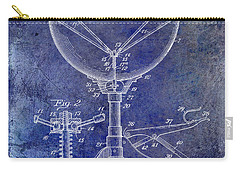 1941 Ludwig Drum Patent Blue Carry-all Pouch