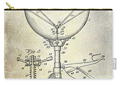 1941 Ludwig Drum Patent  Carry-all Pouch by Jon Neidert