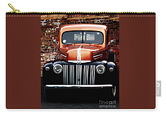 1947 Ford F150 Regular Cab Pick Up Carry-all Pouch by Stephen Melia