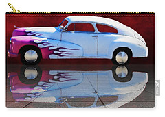 1947 Oldsmobile Tile Reflection Carry-all Pouch by Suzanne Handel