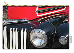 1947 Vintage Ford Pickup Truck Carry-all Pouch by Theresa Tahara