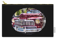1948 Mercury Convertible Carry-all Pouch