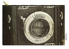 1949 Century Graphic Vintage Camera Carry-all Pouch