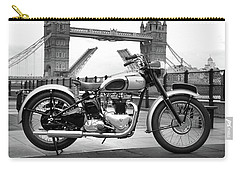 1949 Triumph T100 Carry-all Pouch