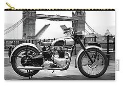 1949 Triumph T100 Carry-all Pouch