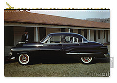 1950 Oldsmobile Futuramic 88 Convertible Carry-all Pouch