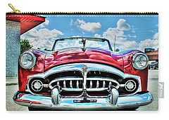 1952 Packard 250 Convertible Carry-all Pouch