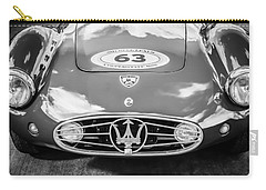 1954 Maserati A6 Gcs -0255bw Carry-all Pouch