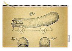 1954 Weiner Mobile Patent Carry-all Pouch by Dan Sproul