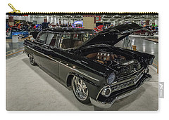 1955 Ford Customline Carry-all Pouch by Randy Scherkenbach