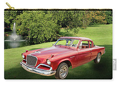 1956 Studebaker Power Hawk 5543.03 Carry-all Pouch