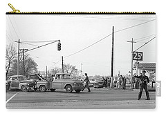 1957 Car Accident Carry-all Pouch