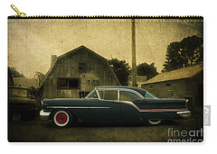 1957 Oldsmobile Carry-all Pouch by Joel Witmeyer