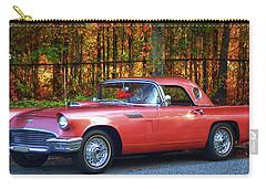 1957 Thunderbird  003 Carry-all Pouch