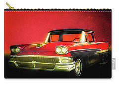 1958 Ford Ranchero 1st Generation Carry-all Pouch