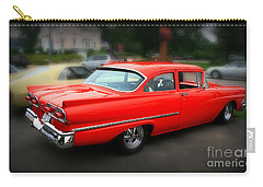 1958 Red Classic Carry-all Pouch