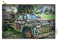 1959 Chevrolet Viking 60 Carry-all Pouch by Paul Ward