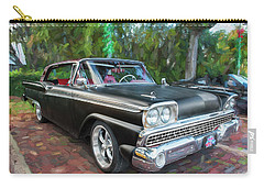1959 Ford Galaxy C113 Carry-all Pouch